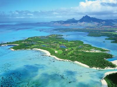 Excursion à l'île Maurice : Croisière île aux Cerfs
