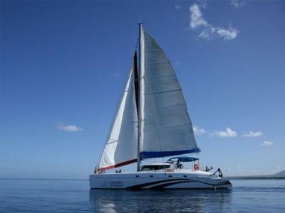 Croisière en catamaran : Vers les îles du Nord