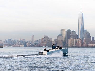 Croisière privative sur l'Hudson River - Manhattan et la Statue de la Liberté
