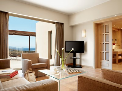 1 Bedroom Suite Sea View
