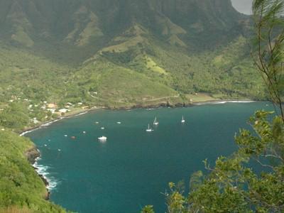 Découverte de l'île de Tahuata à Hiva Oa