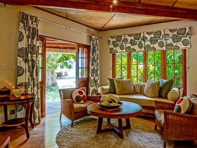 Le Deluxe Beach Cottage du Denis Private Island aux Seychelles
