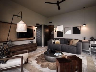 One Bedroom Suite Premium Outdoor Jacuzzi® Sea View