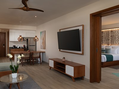 Preferred Club Master Suite Ocean View
