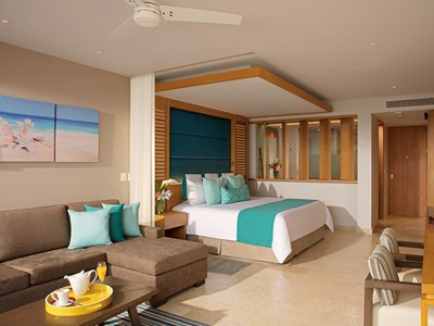 Junior Suite Pool View du Dreams Playa Mujeres