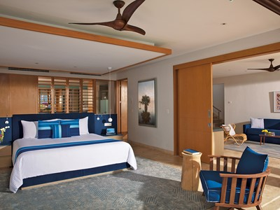 Preferred Club Master Suite Ocean Front with Private Pool du Dreams Playa Mujeres