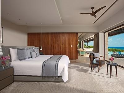 Preferred Club Family Presidential Suite Ocean View du Dreams Playa Mujeres