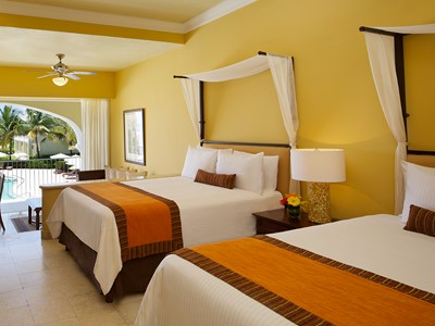 Deluxe Junior Suite Ocean View du Dreams Tulum