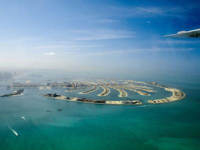 Dubaï vue du ciel : vol en hydravion