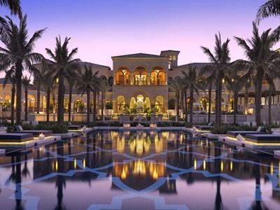 Hôtel top à Dubaï