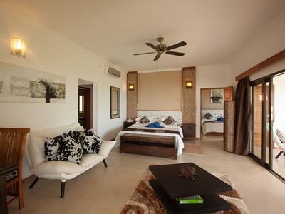 Hillside Villa - 4 Bedroom de l'hôtel Duc de Praslin