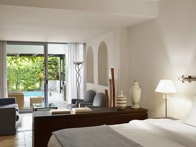 Suite Private Pool ''Nero''