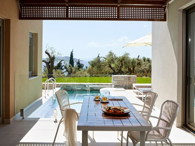 Residential 3 Bedroom Pool Villa With Private Garden