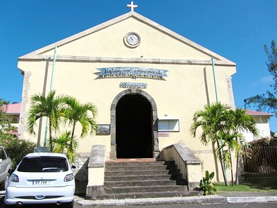 Eglise Catholique de Marigot