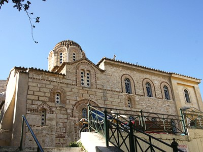 Eglise d'Agios Nikolaos Ragavas