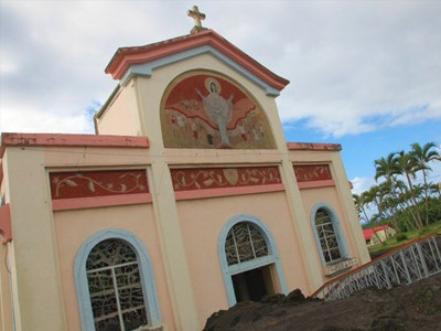 Eglise de Piton Sainte Rose