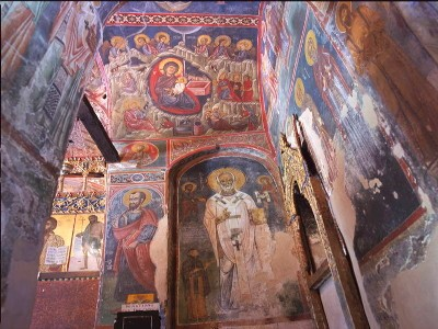 Églises peintes de Troodos