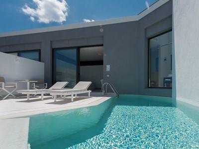 One Bedroom Junior Suite With Private Pool & Massage de l'Elounda Gulf
