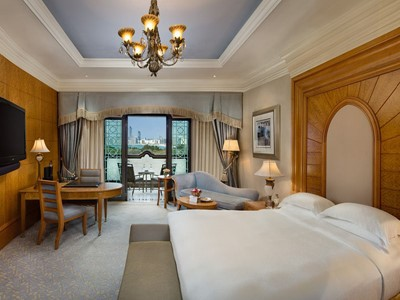 Pearl Room de l'hôtel Emirates Palace à Abu Dhabi