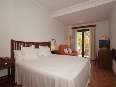 Double Superior de l'hôtel Es Port à Majorque