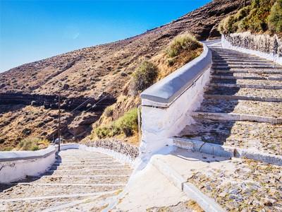 Escalier de Fira