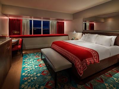 Bay View Room du Faena Hotel Miami Beach