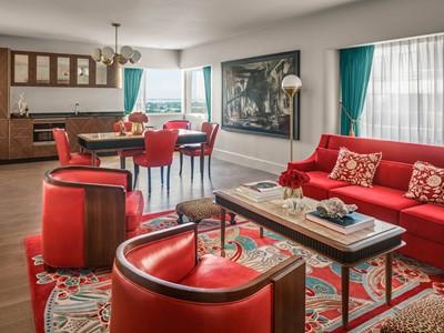 Bay View Suite du Faena Hotel Miami Beach