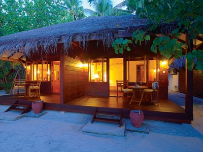 Superior Villa du Filitheyo Island Resort aux Maldives