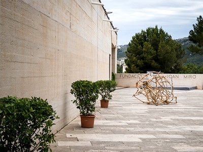 Fondation Pilar et Joan Miró