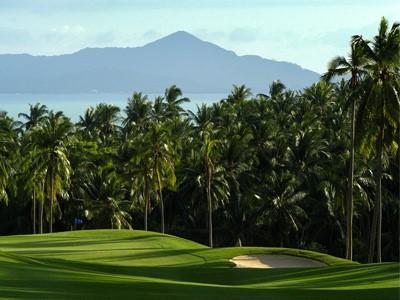 Forfait Golf Santiburi Samui Country Club
