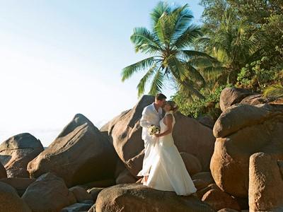 Forfait mariage à l'hôtel Le Lémuria Resort