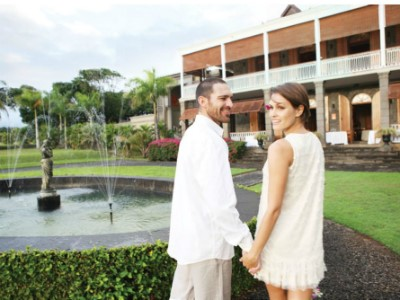 Forfait Mariage Colonial/Jardin