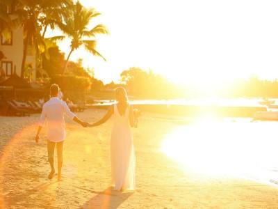 Forfait Mariage ''Romance Tropicale'' Veranda Paul & Virginie