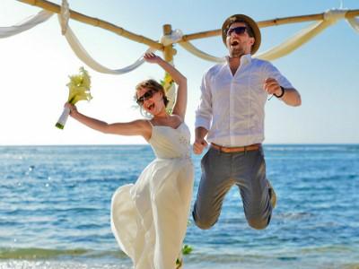 Forfait mariage Beachcomber Bliss - Victoria