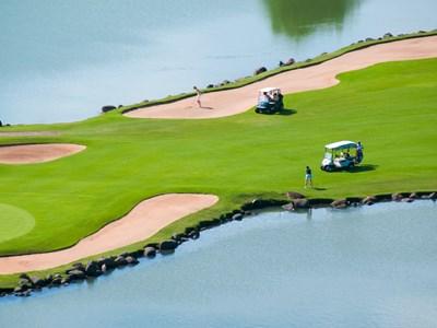 Forfait Golf Bliss
