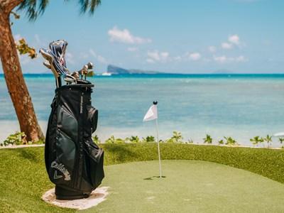 Forfait golf sur le golf du Paradis green fee & golf cart