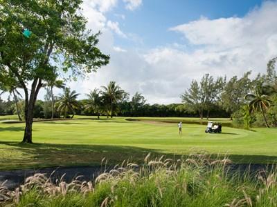 Forfait golf sur le golf du Paradis green fee only