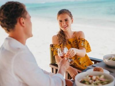 Forfait mariage Beachcomber Barefoot - Dinarobin