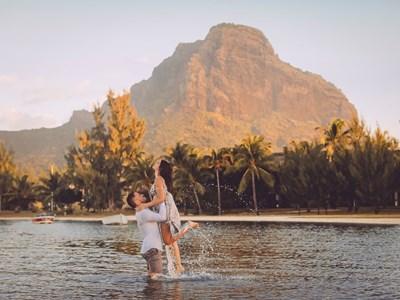 Forfait mariage Beachcomber Barefoot - Paradis