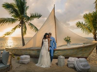 Forfait mariage Beachcomber Barefoot - Royal Palm