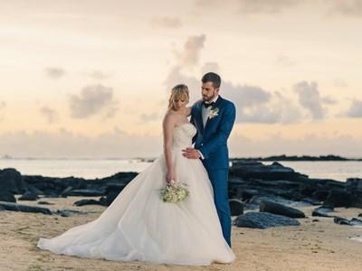 Forfait mariage Beachcomber Barefoot - Victoria