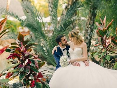 Forfait mariage Beachcomber Experience - Canonnier