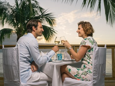 Forfait mariage Beachcomber Experience - Royal Palm