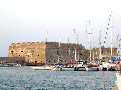 Fort Vénitien d'Héraklion