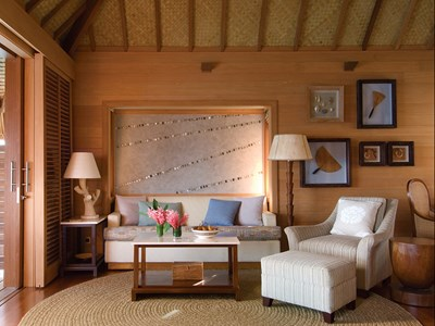 Beach View Overwater Bungalow Suite