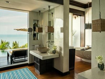 One Bedroom Pool Villa du Four Seasons Koh Samui