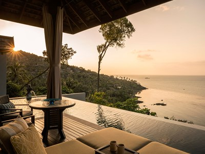 Premier One Bedroom Pool Villa du Four Seasons Koh Samui