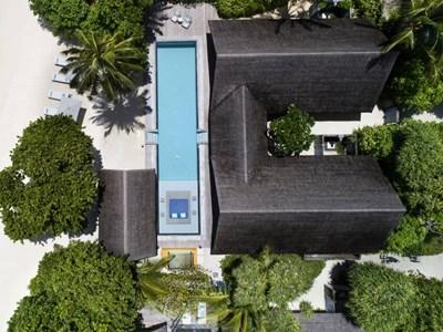 Two Bedroom Family Villa Partial Seaview