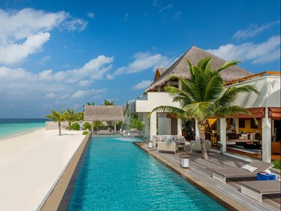 Two-Bedroom Royal Beach Villa