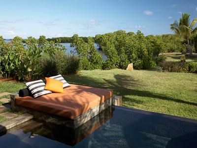 Villa Mangrove avec Piscine du Four Seasons à Belle Mare